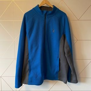 Spyder Foremost Full-Zip Core Sweater Jacket